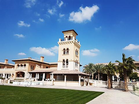 Jumeirah Golf Estates Club