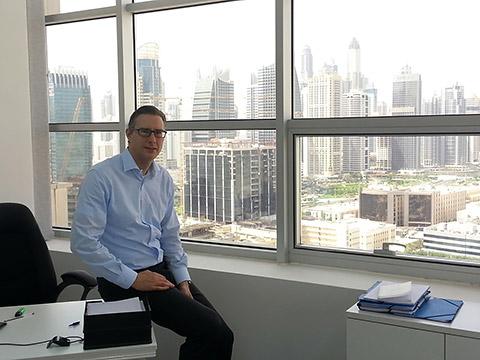 Office in Dubai