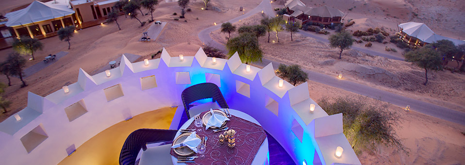 Erlebnis – Concierge in Al Wadi Desert