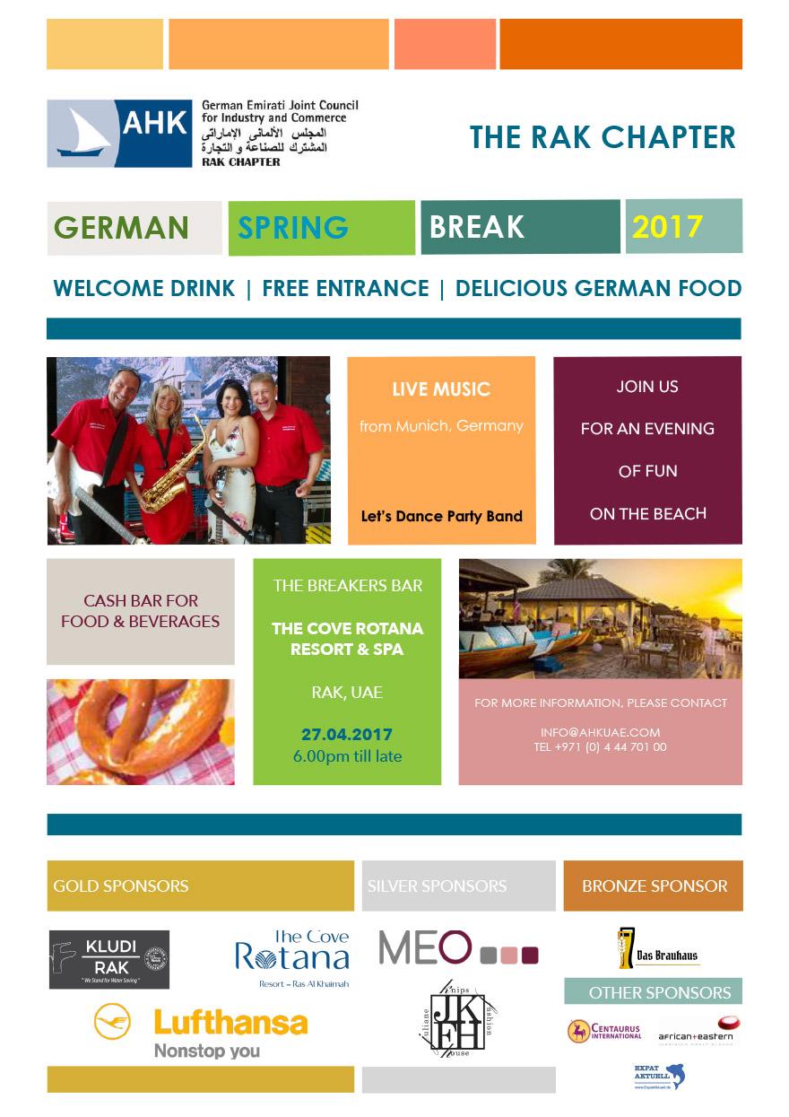 German Spring Break