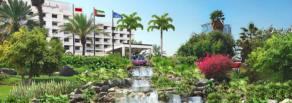 Ein freundliches Hotel im Herzen von Ras Al Khaimah