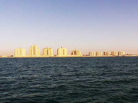 Blick auf Al Hamra