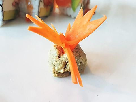 Karottengarnitur