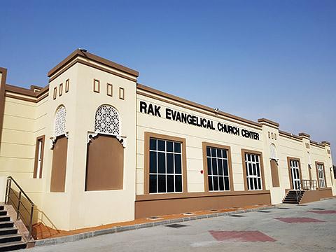RAK Evangelical Church