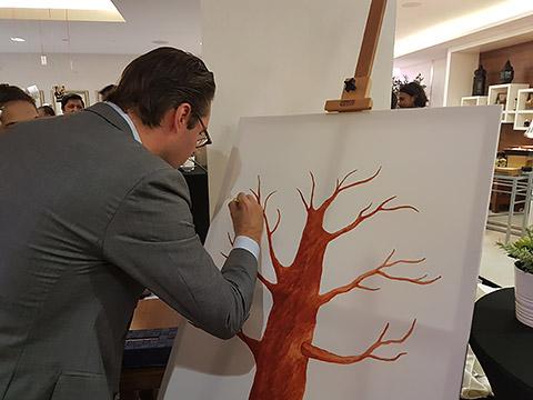 Remmie am Wunschbaum