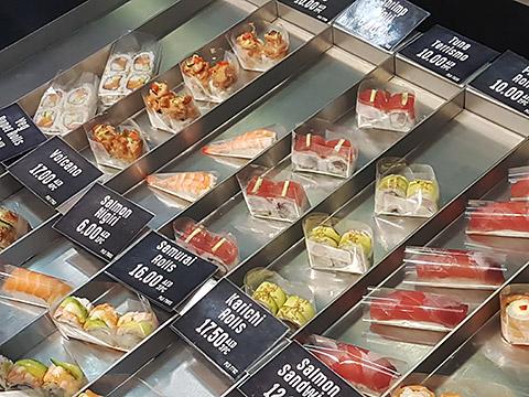 Sushi-Counter