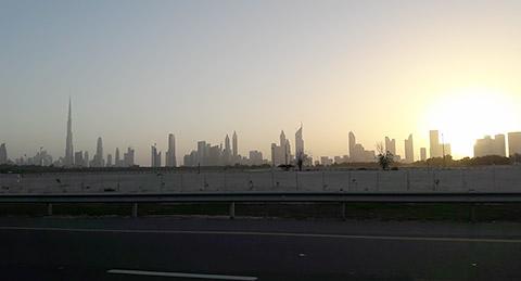 Byebye Dubai