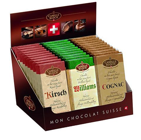 Camille Bloch Schokolade