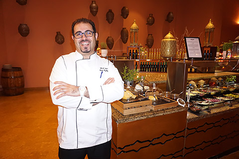 Chef Chadi