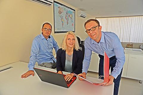 Deutschsprachiges Kompetenz-Team