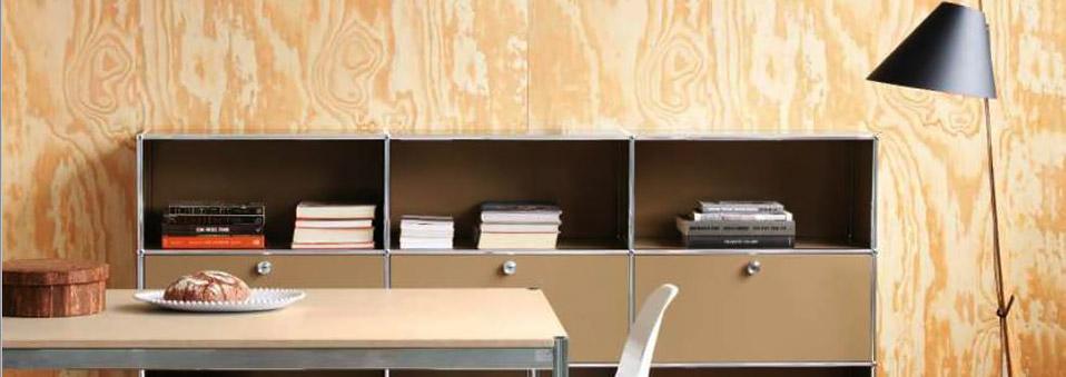 So individuell wie Sie –  USM Modular Furniture