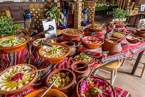 Eid-Buffet