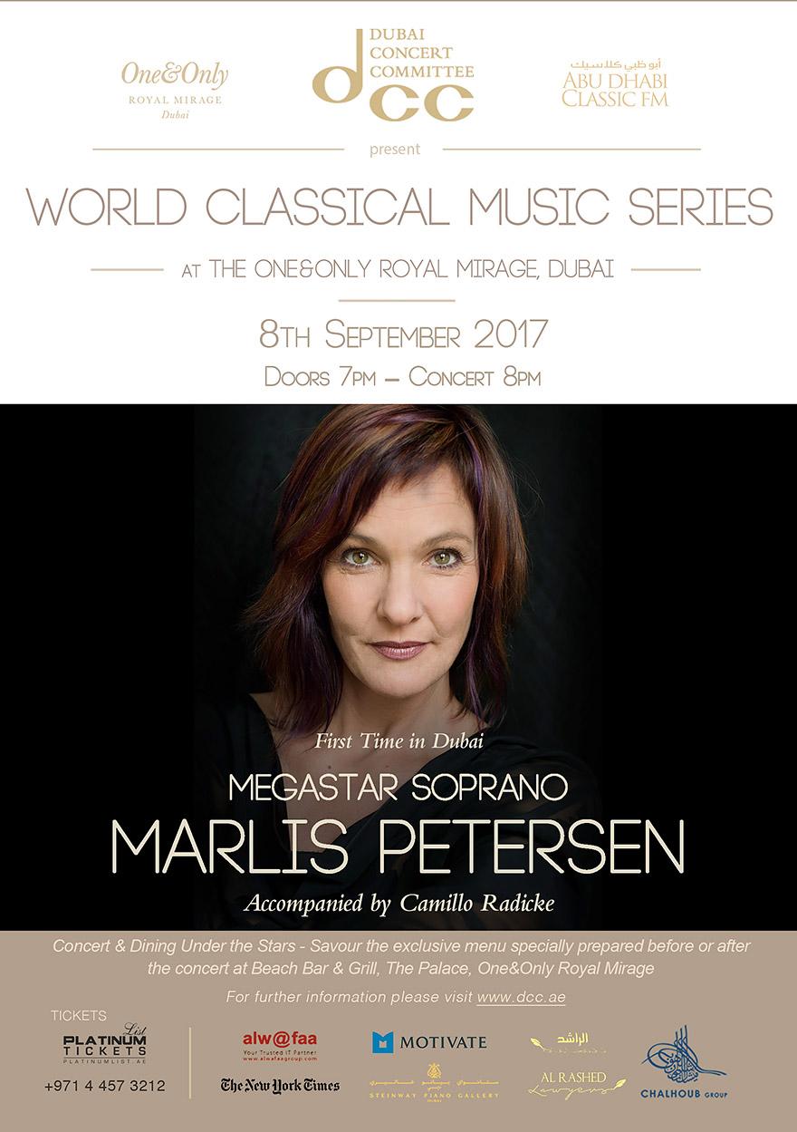 Konzert mit Marlis Petersen