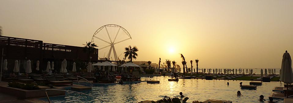 Eine Nacht im Rixos Premium Dubai