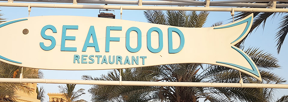 Frisches Seafood vom feinsten