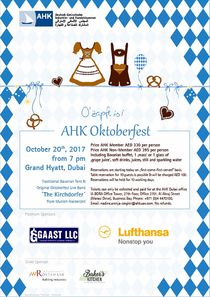 AHK-Oktoberfest 2017