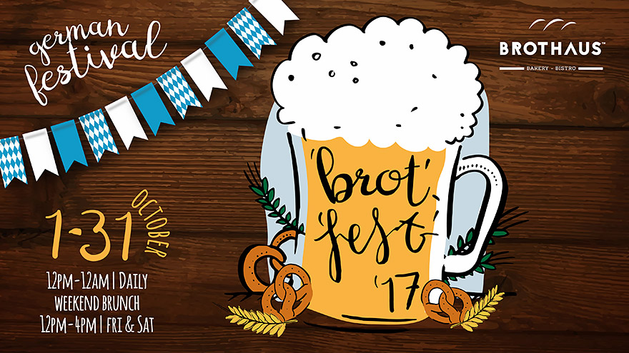 Brotfest @ Brothaus