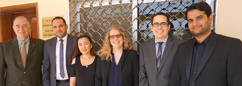 Die Neuen bei Strohal Legal Consultants