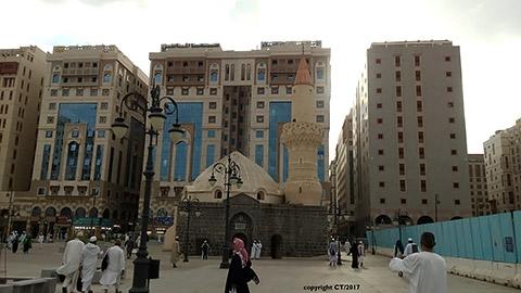 Medinah Stadt