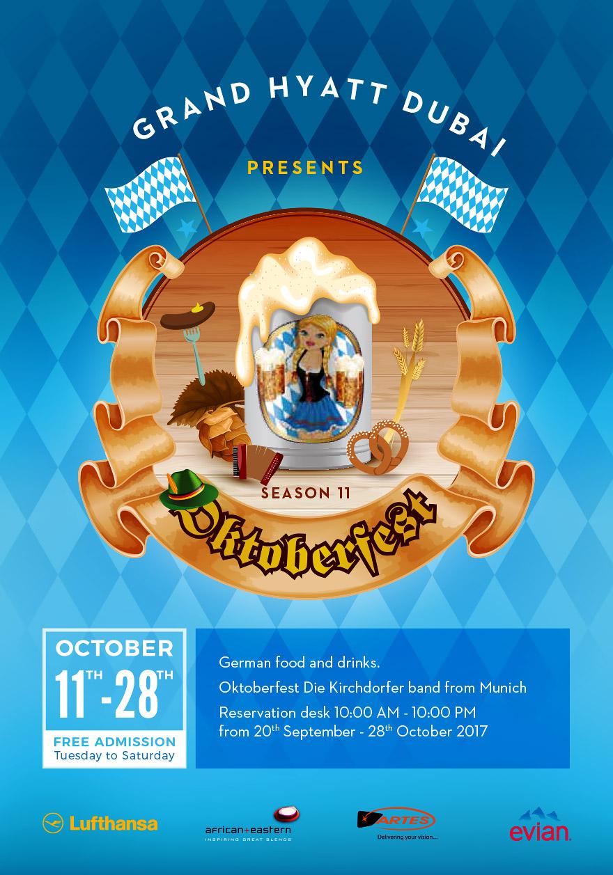 Oktoberfest @ Grand Hyatt 1