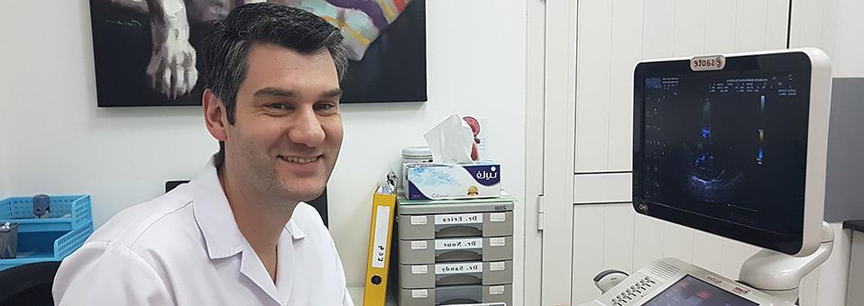 Dr. Danilo – Spezialist für die Herzen Ihrer Tiere