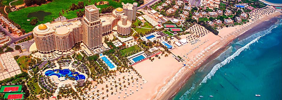 Die Arabian Hotel Investment Conference (AHIC) 2018 in RAK