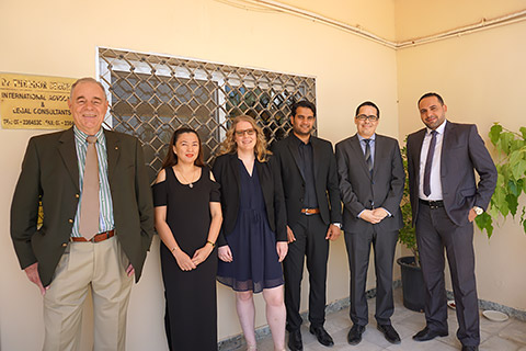 Das Team der Strohal Legal Group