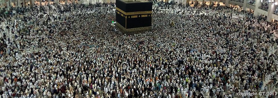 Auf Hajj – Teil 2 Mekka