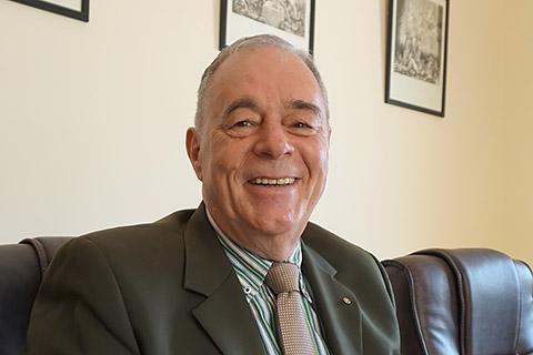 Dr. Theodor Strohal