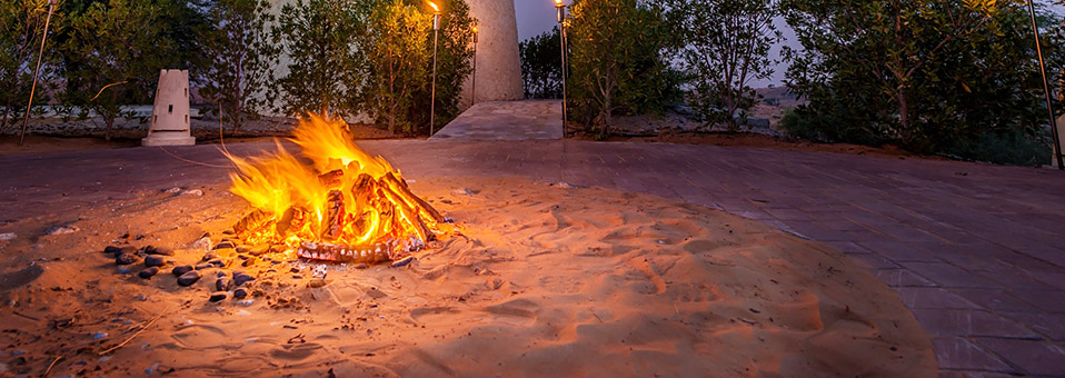 Das neue Ritz-Carlton Ras Al Khaimah, Al Wadi Desert