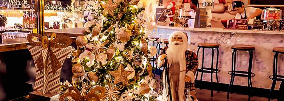 Der Weihnachts- und Silvesterplan bei Steigenberger