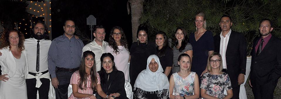 40-Jahr-Feier der Deutschen Internationalen Schule Sharjah