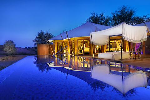 Tented Villa