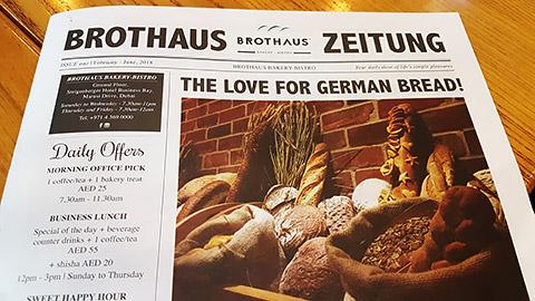Brothaus-Zeitung