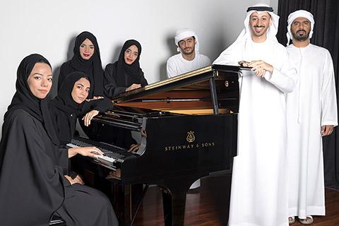 7 Pianisten