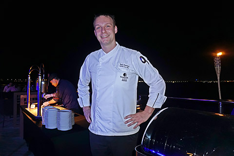 Chef Daniel