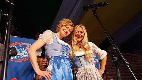 Conny und Angie