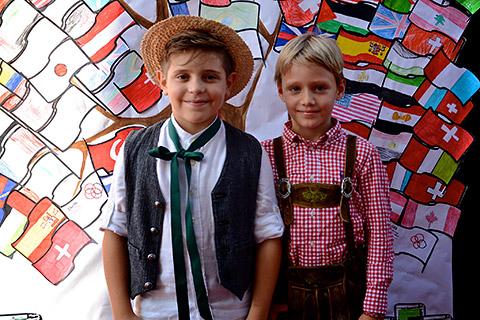 Deutschsprachige Kinder