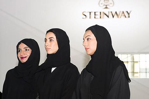 Emiratische Künstlerinnen