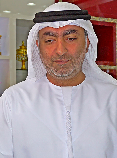HH Sheikh Ahmed bin Saqr Al Qasimi
