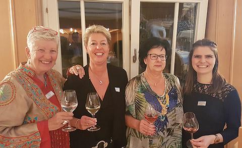 Mit Ingrid Preysing und Stephanie Megerle