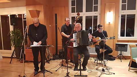 Unplugged Quartett
