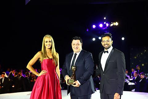 Award-Zeremonie