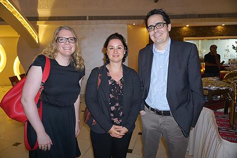 Daniela Calligaro mit Gästen