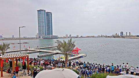 Drachenboot-Festival