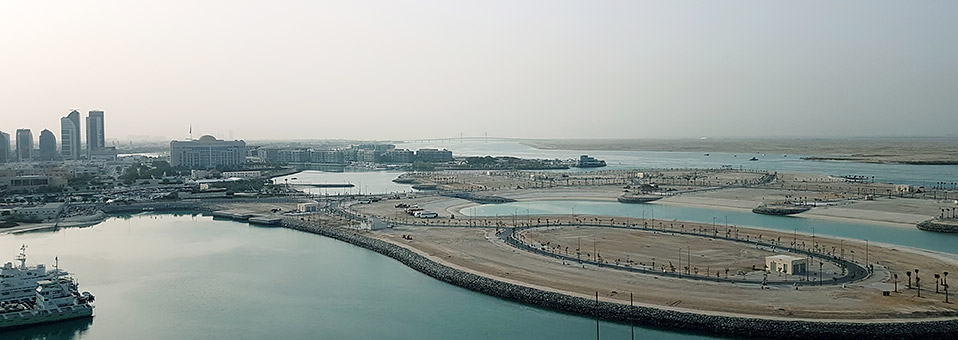 Die Hyatt Residences in Abu Dhabi