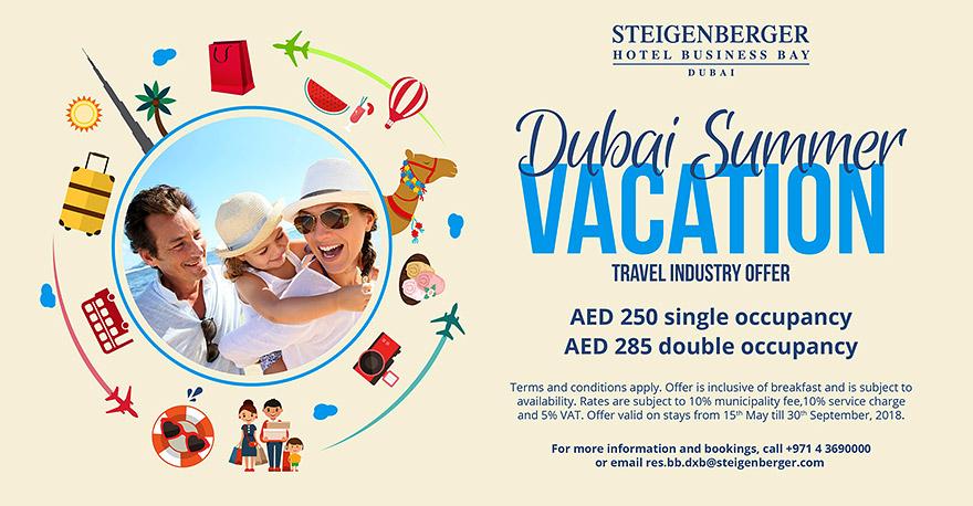 Dubai Summer Vacation
