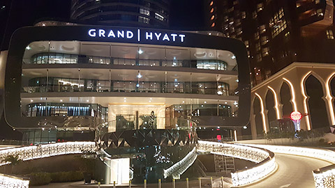 Grand Hyatt Emirates Pearl