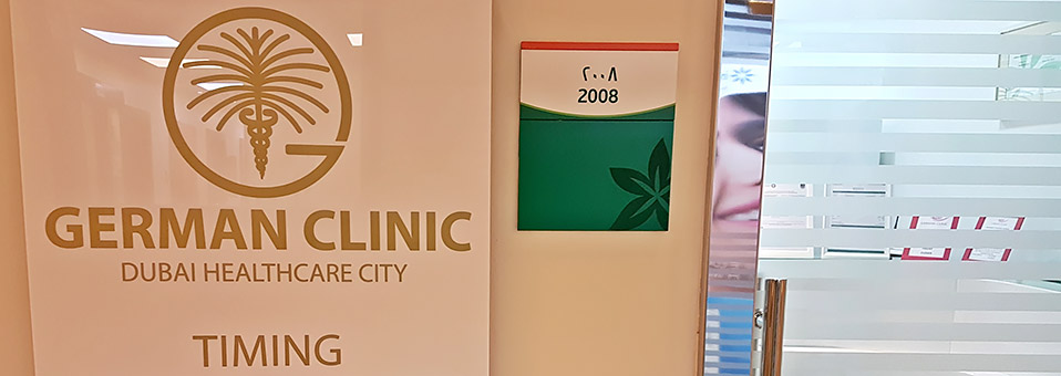 Was bietet die neue German Clinic?