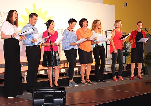 Lehrer-Eltern-Chor